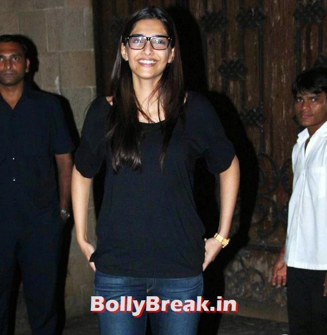 Sonam Kapoor, Sonam Kapoor Birthday Party Pics