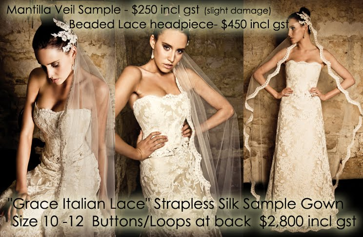 3ee72c48da70 Culture Bridal Couture SALE: Exquisite Sample Wedding Gowns ON SALE NOW!