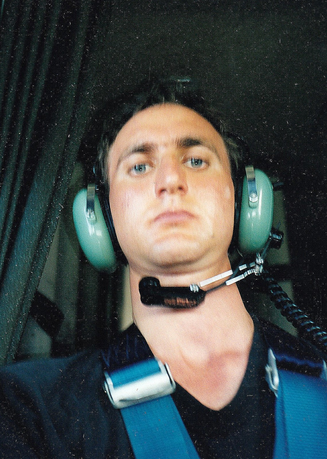 Tonga travel brought me some interesting experiences, including being at the controls of an aircraft