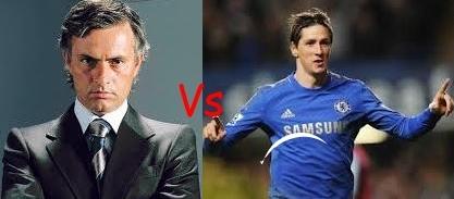 Jose Morinho Vs Fernando Torres