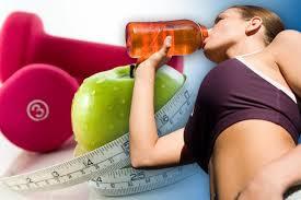 dieta quema grasa gimnasio mujer