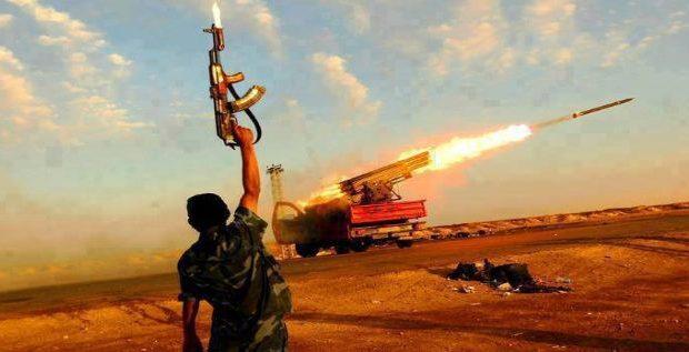 الجيش يخوض أولى معاركه ضد داعش جنوباً وتعزيزات عسكرية إلى القنيطرة.