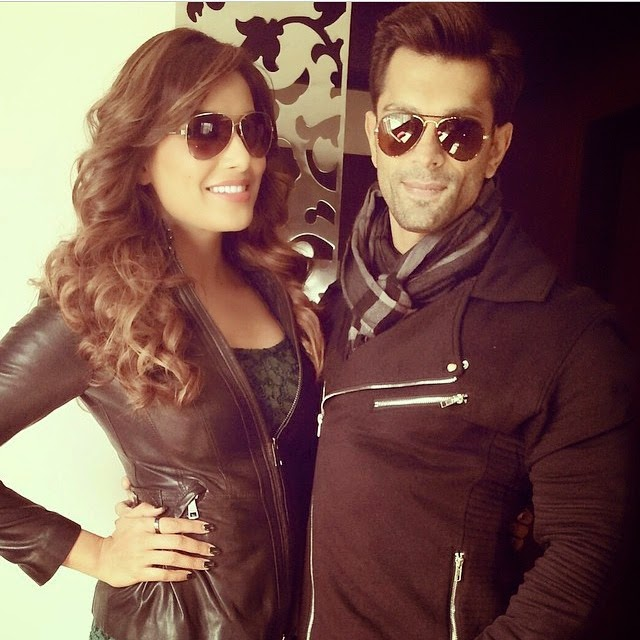 bipasha basu , s sg ,, Hot Pics Of Bipasha Basu Karan Singh Grover Promoting Alone In Indore & Thane