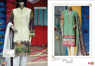 Junaid Jamshed Eid-ul-Fitr Collection 2016 With Prices