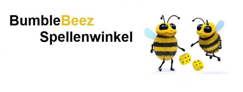 Bumblebeez Spellenwinkel Reviews en Blogs