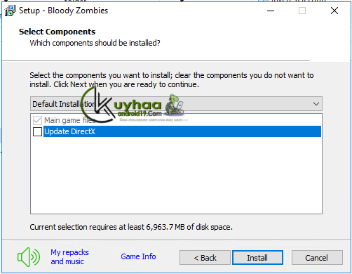 Download Game PC Bloody Zombies Full Version