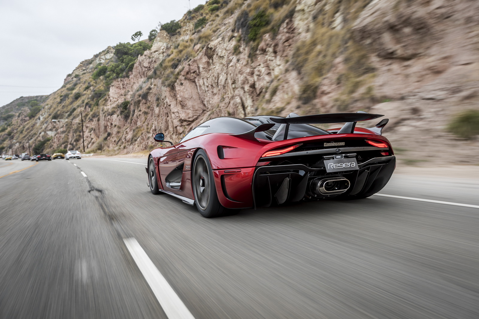 First Koenigsegg Regera Fitted With The New Aero Pack ...