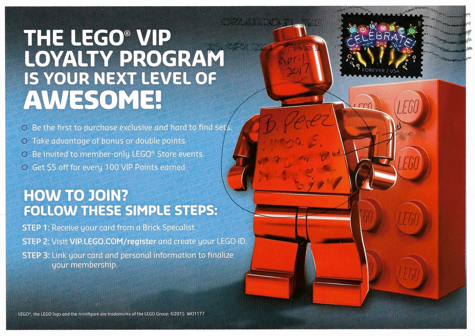 Vip.Lego.Com/Register