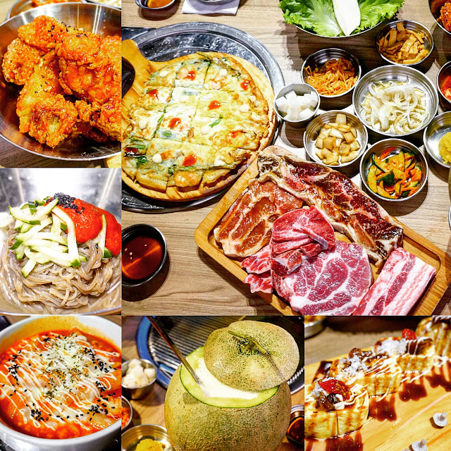 台韓民國韓式燒肉
