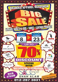 Branded Apparels Big Sale 2016