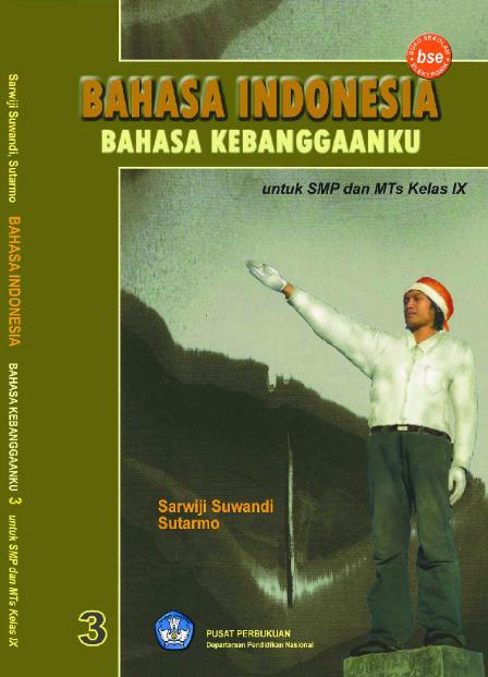 Download Buku Siswa KTSP SMP dan MTs Kelas 9 Bahasa Indonesia Bahasa Bangsaku