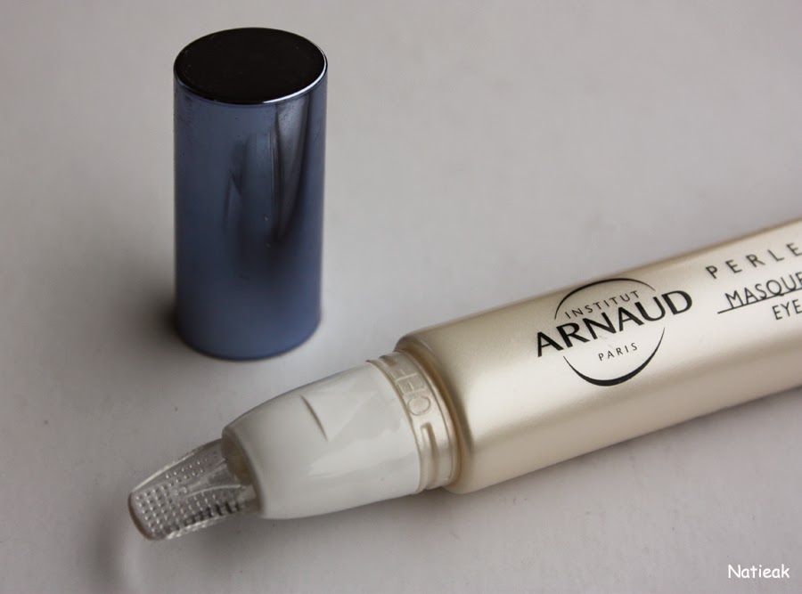 Perle et caviar de l'Institut Arnaud  Masque contour des yeux