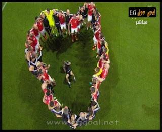احتفالات جنونية من لاعبى ويلز بعد الفوز على بلجيكا 3-1 والتاهل التاريخى للدور نصف النهائى من يورو 2016