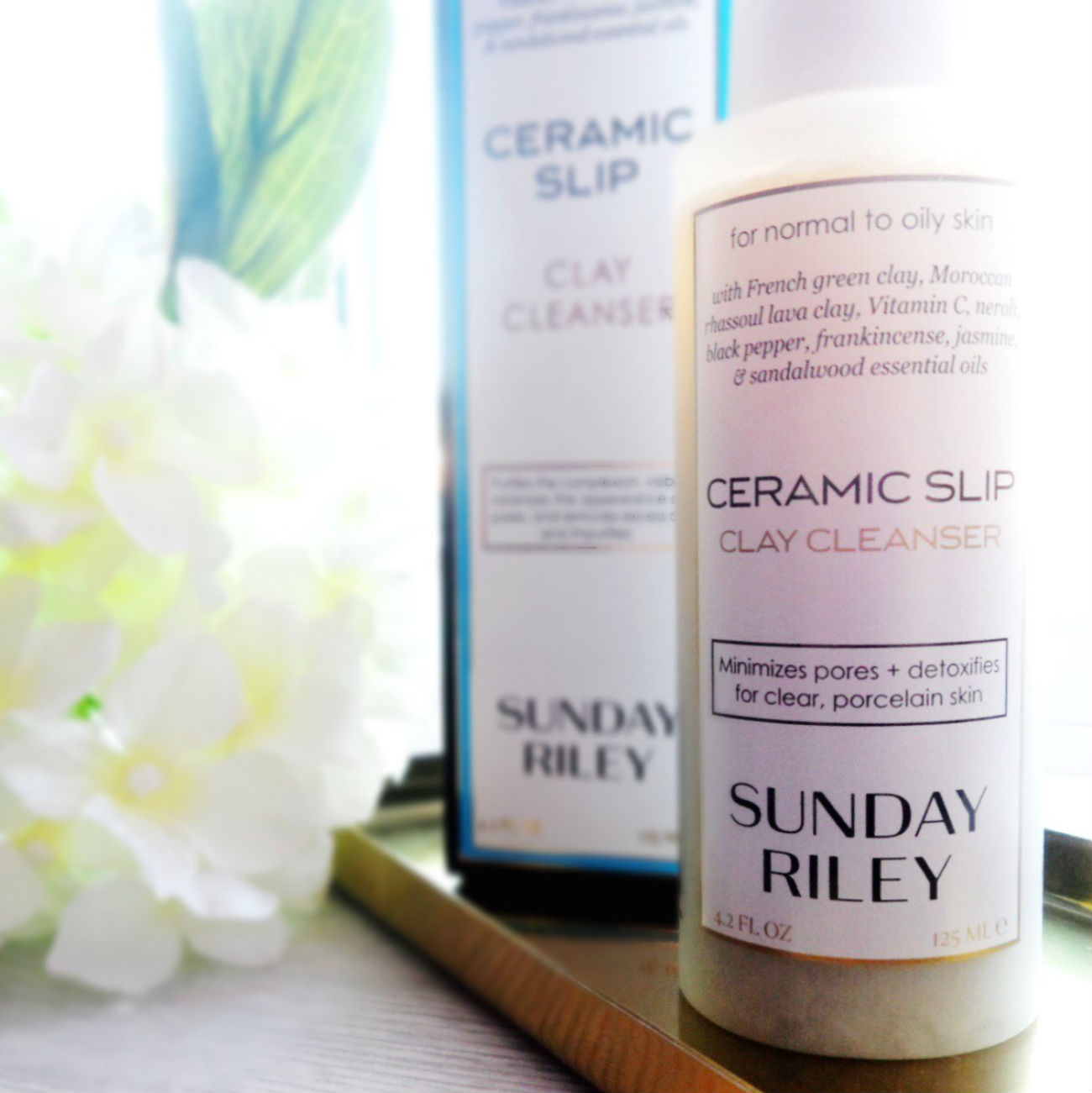 sunday riley clay cleanser