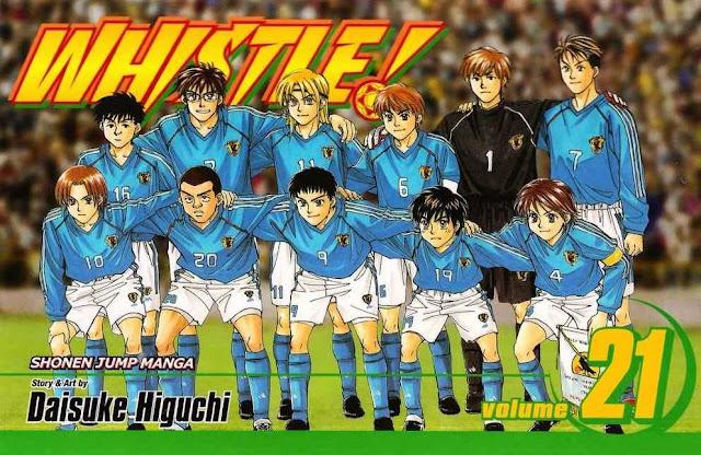 Manga Whistle! W Hiatus!