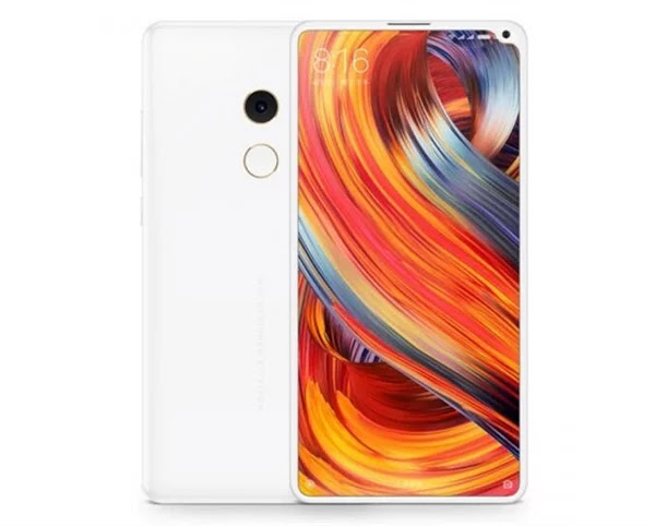 Update! Xiaomi Mi MIX 2S dengan Kamera Ganda 12MP dan Sensor Fingerprint Under Display