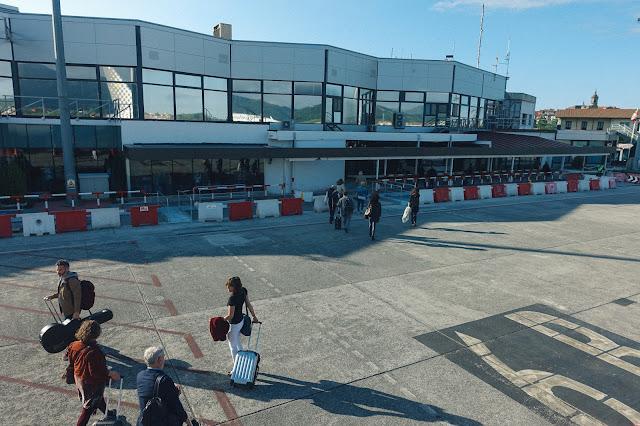 サン・セバスティアン空港(Aeropuerto de San Sebastián)