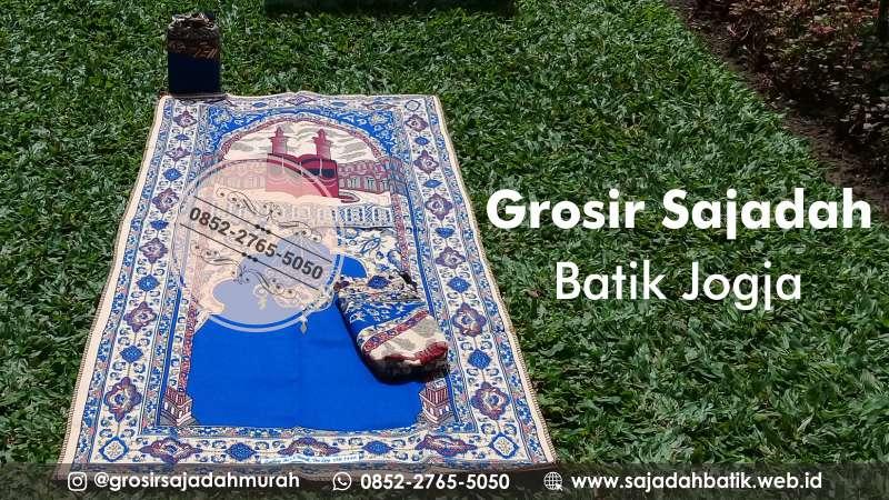 Grosir Sajadah Batik Jogja, 0852-2765-5050