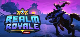 تحميل لعبة البقاء Realm royale للكمبيوتر