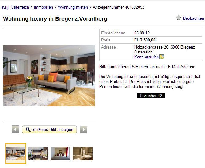 Wohnung luxury in feldkirchen Wohnung luxury in Bregenz Wohnung zur Miete Krnten Villach Land