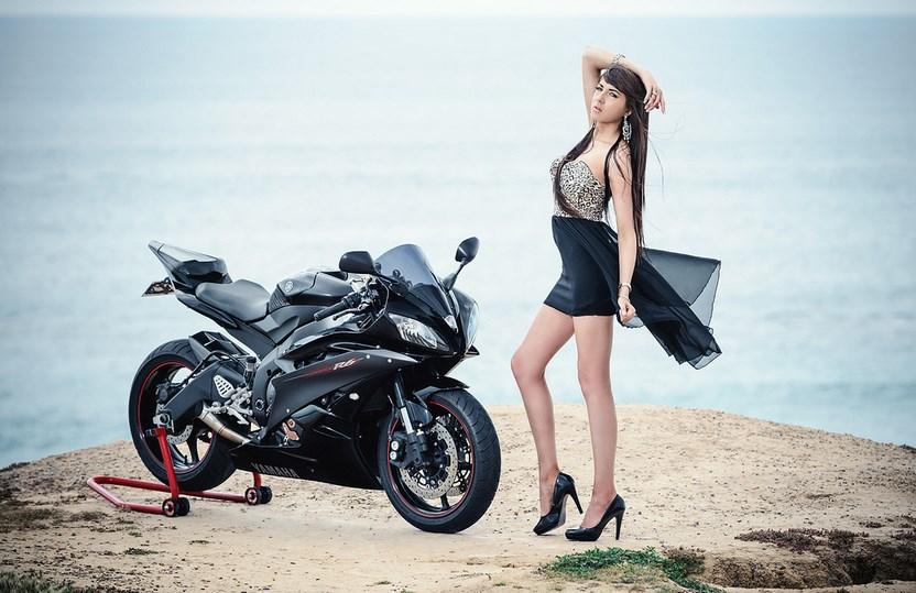Sejarah motor Yamaha