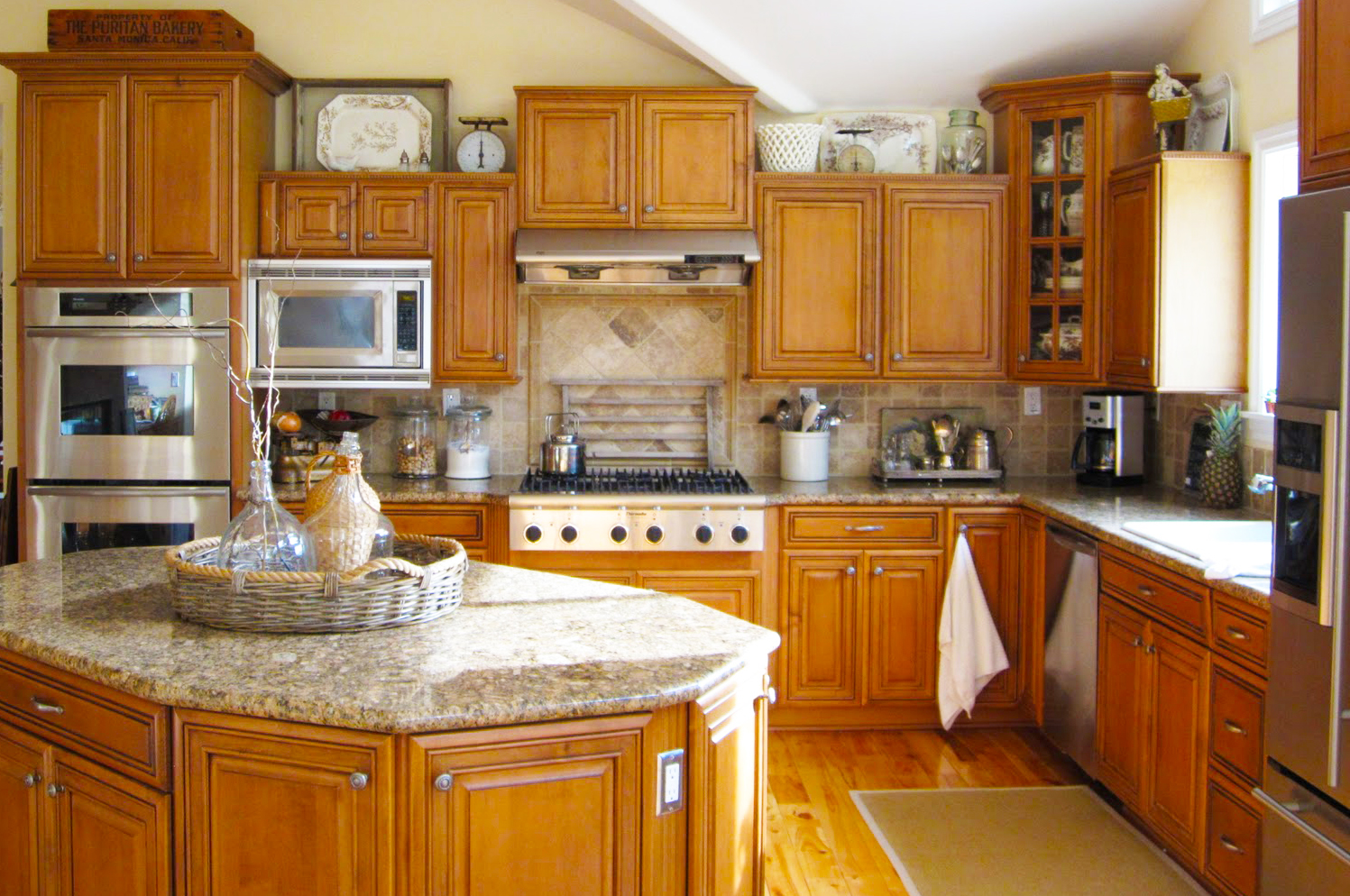 kitchen design ideas - things to consider in wood kitchen cabinets
