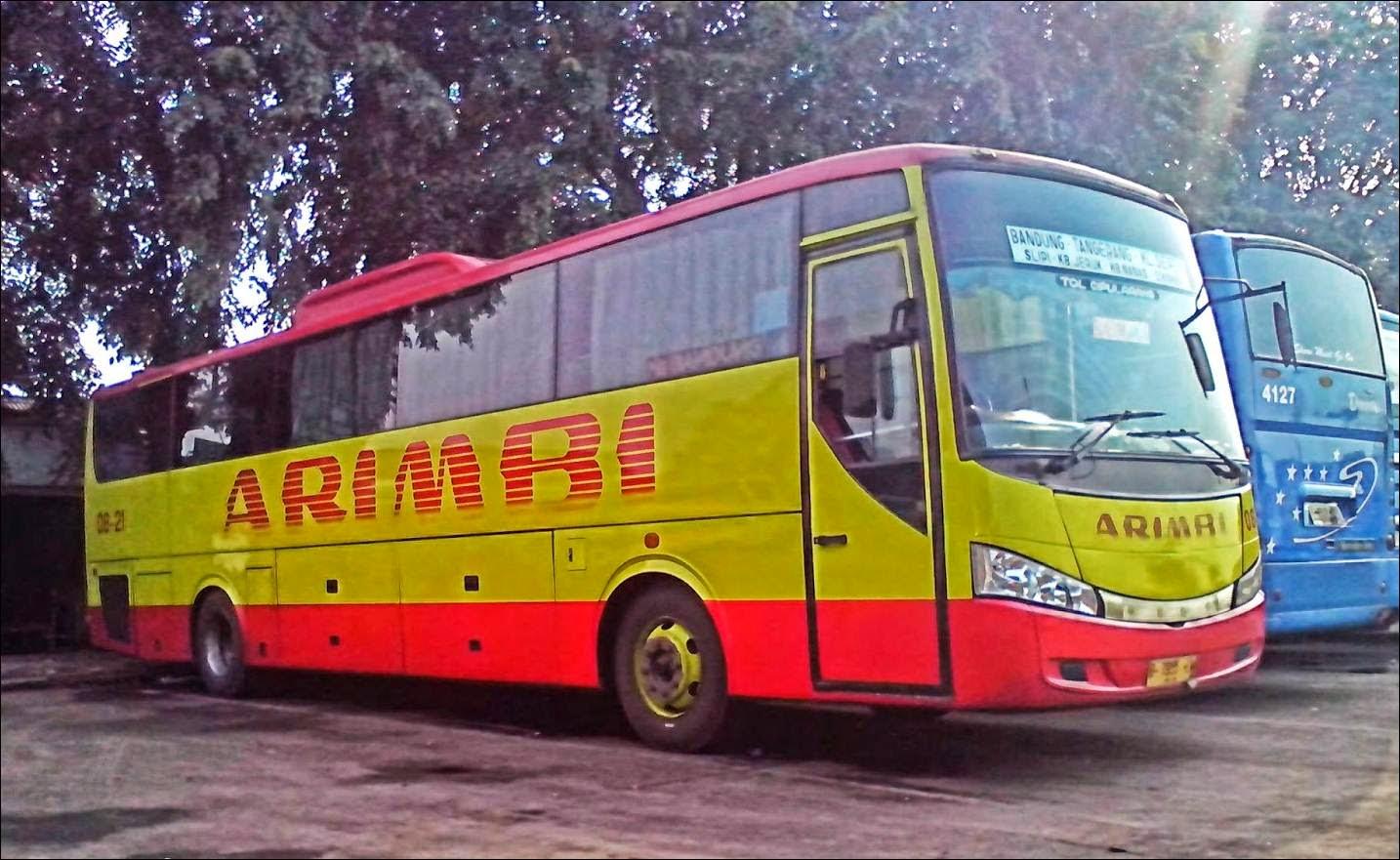 Chassis Bus Favorit Pilihan Perusahaan Otobus