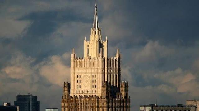 موسكو تصرفات واشنطن على الأراضي السورية احتلال واضح