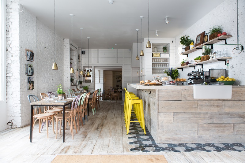 Bijuleni - 7 Instagram Perfect Brunch and Coffee Spots in London - Hally's
