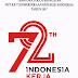 Download Logo HUT RI ke-72 Tahun 2017