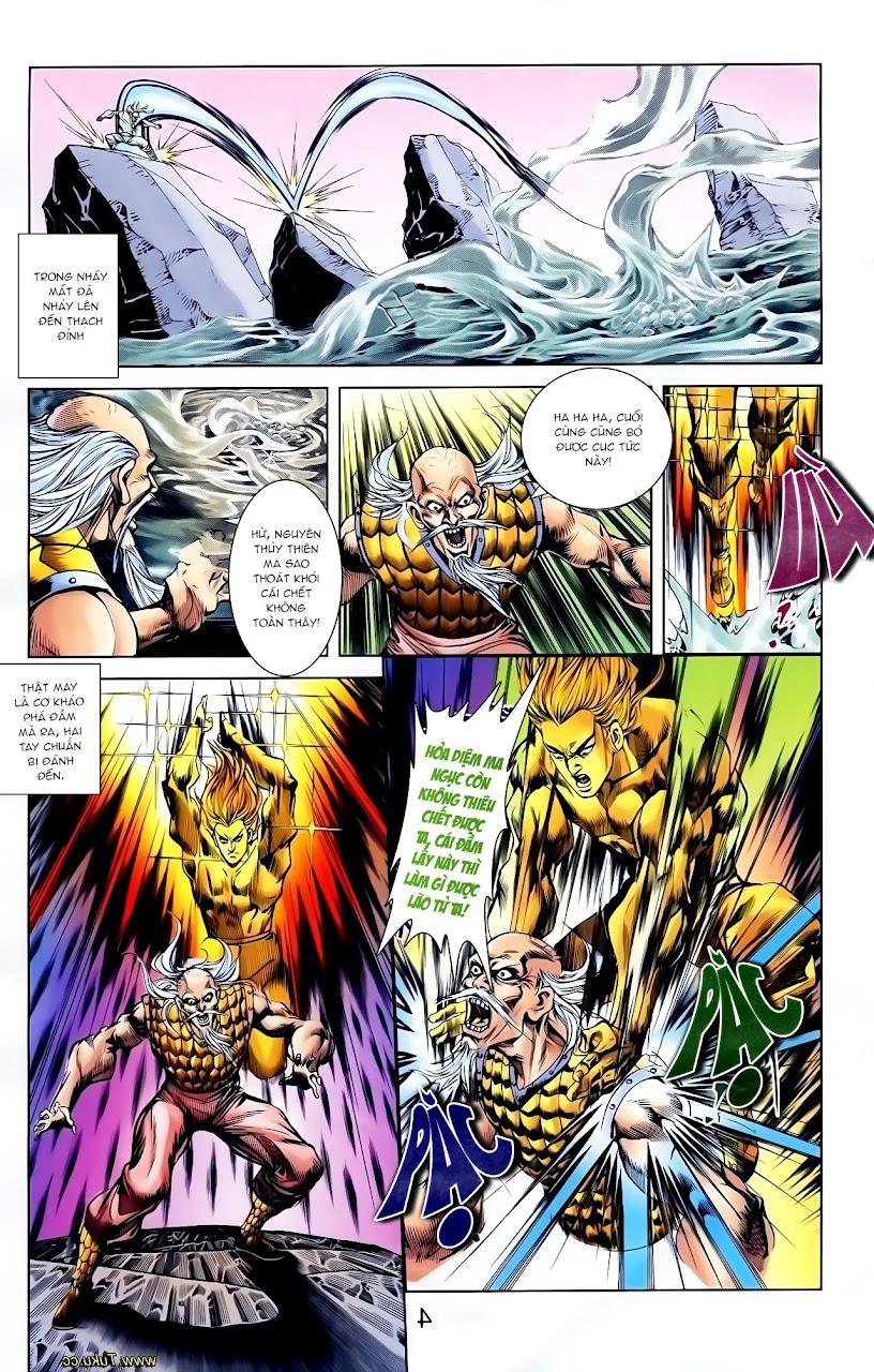 Cơ Phát Khai Chu Bản chapter 115 trang 18