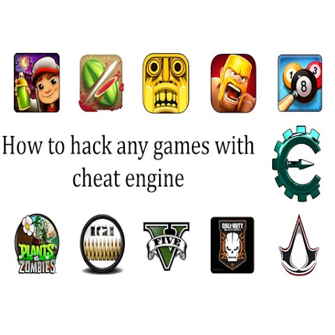 What is the Cheat Engine? How to hack games with cheat engine