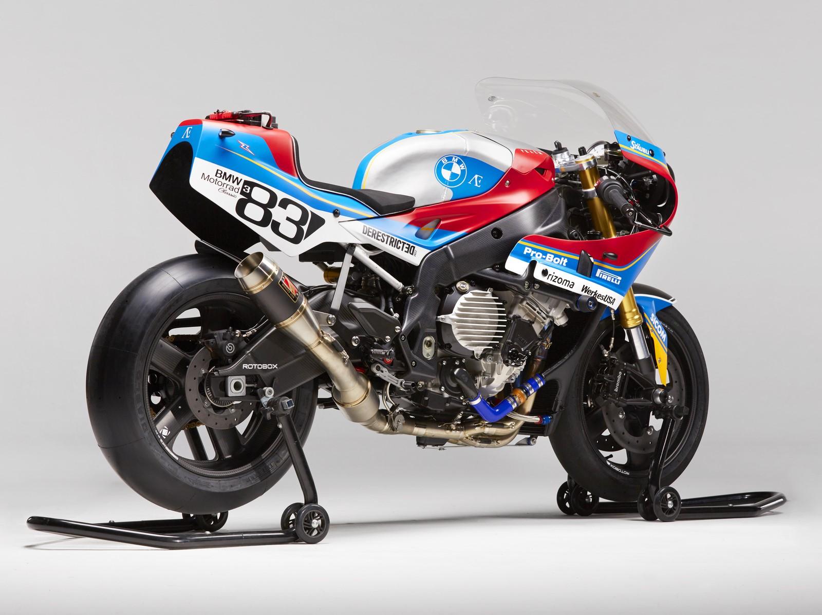 Bmw S 1000 Rr Custom Project Rocketgarage Cafe Racer Magazine