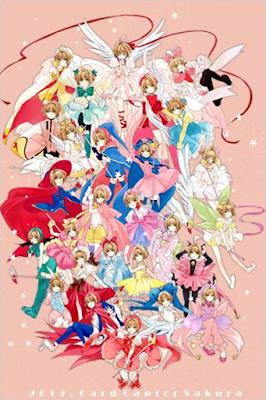 card captor sakura, cardcaptor, sakura kinomoto, clamp, anime, manga