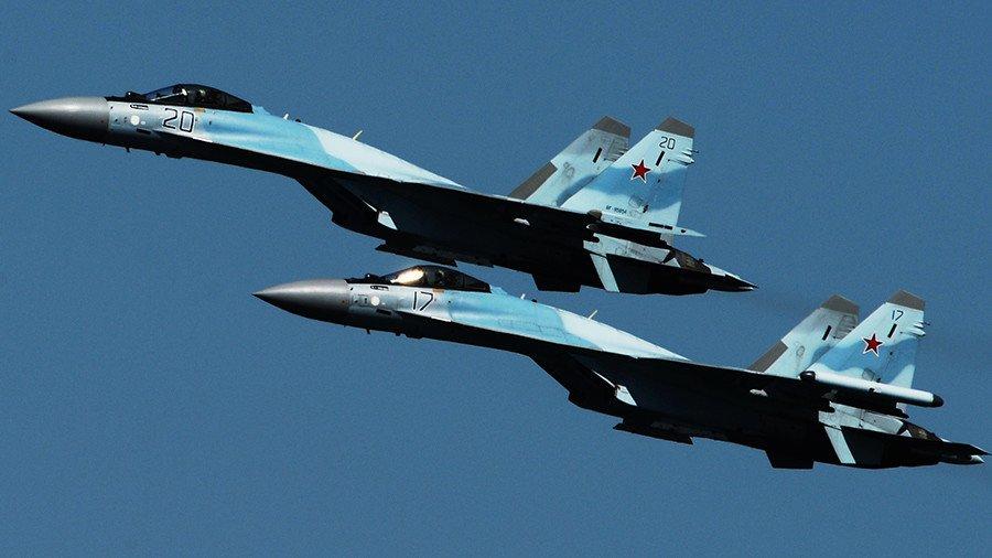 «Κόλαση πυρός» από τη Ρωσική και Συριακή αεροπορία – Ισοπεδώνουν τζιχαντιστές– Αντίστροφη μέτρηση για την χερσαία επίθεση