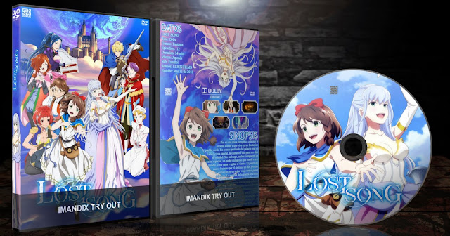Lost Song | Cover DVD |