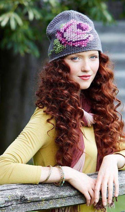 wzory czapek i inspiracje