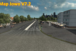How to Download Mod Map Jowo V7.2 for Euro Truck Simulator 2 (ETS2) on PC Laptop