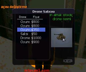 drone script owl