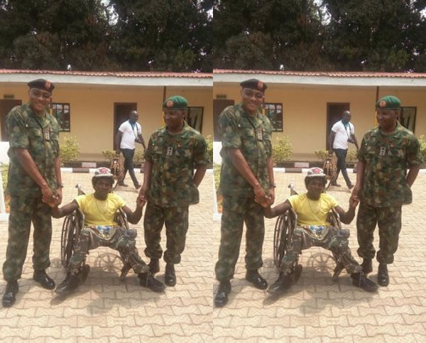 Soldiers who beat-up crippled man at Onitsha demoted, sentenced to prison