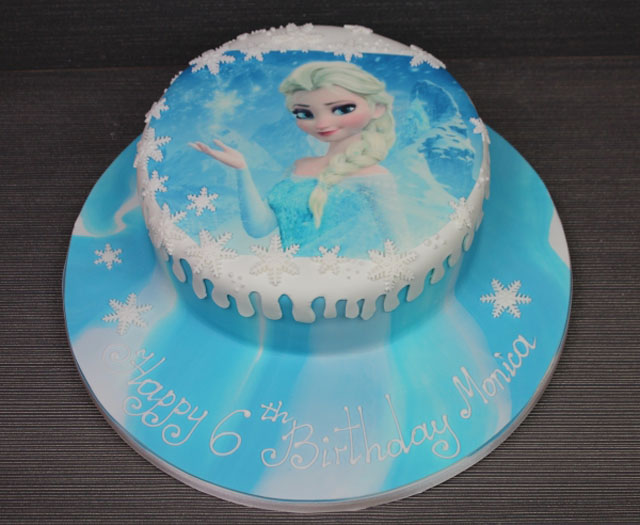 Cantiknya 22 Kue Ulang Tahun Frozen Ini Bikin Putri Kamu ...