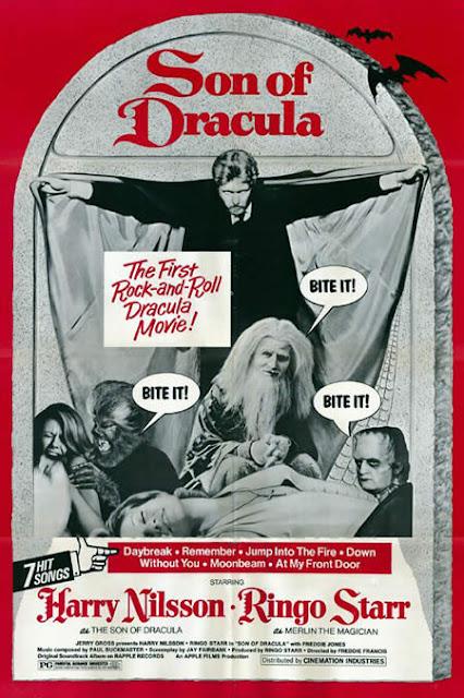 Poster película Son of Dracula
