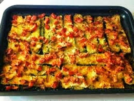 I segreti per cucinare bene zucchine gratinate for Cucinare zucchine