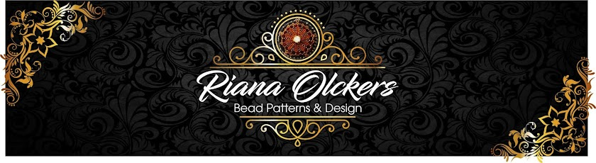 Riana Olckers Bead Weaving Designs
