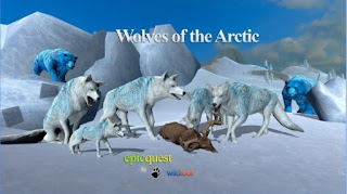 Download Wolves of the Arctic App