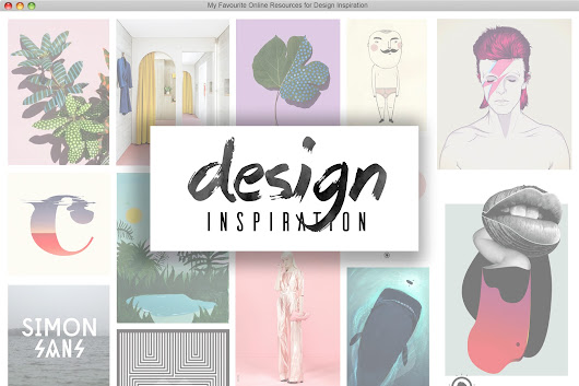 My Favourite Online Resources for Design Inspiration