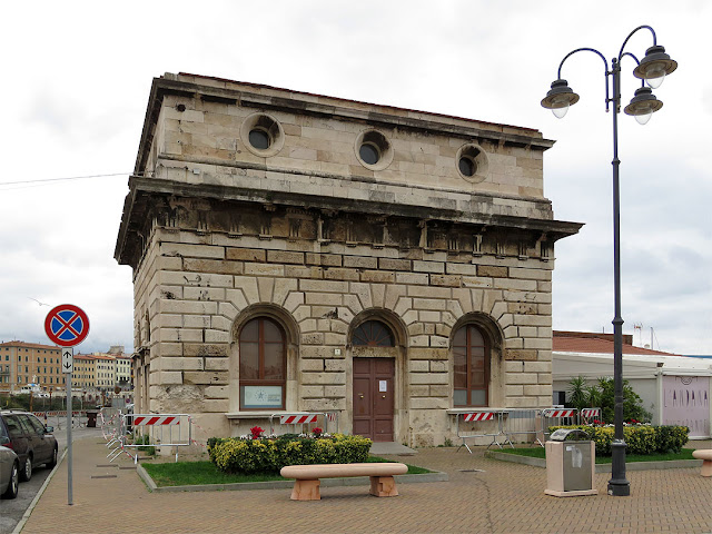 Former Customs building, Piazza dell'Arsenale, Livorno