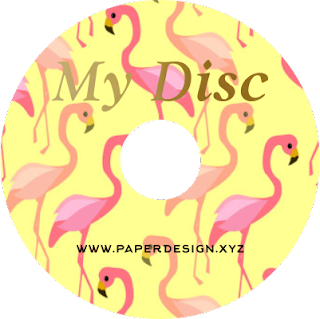Cover cd design | Template cover cd