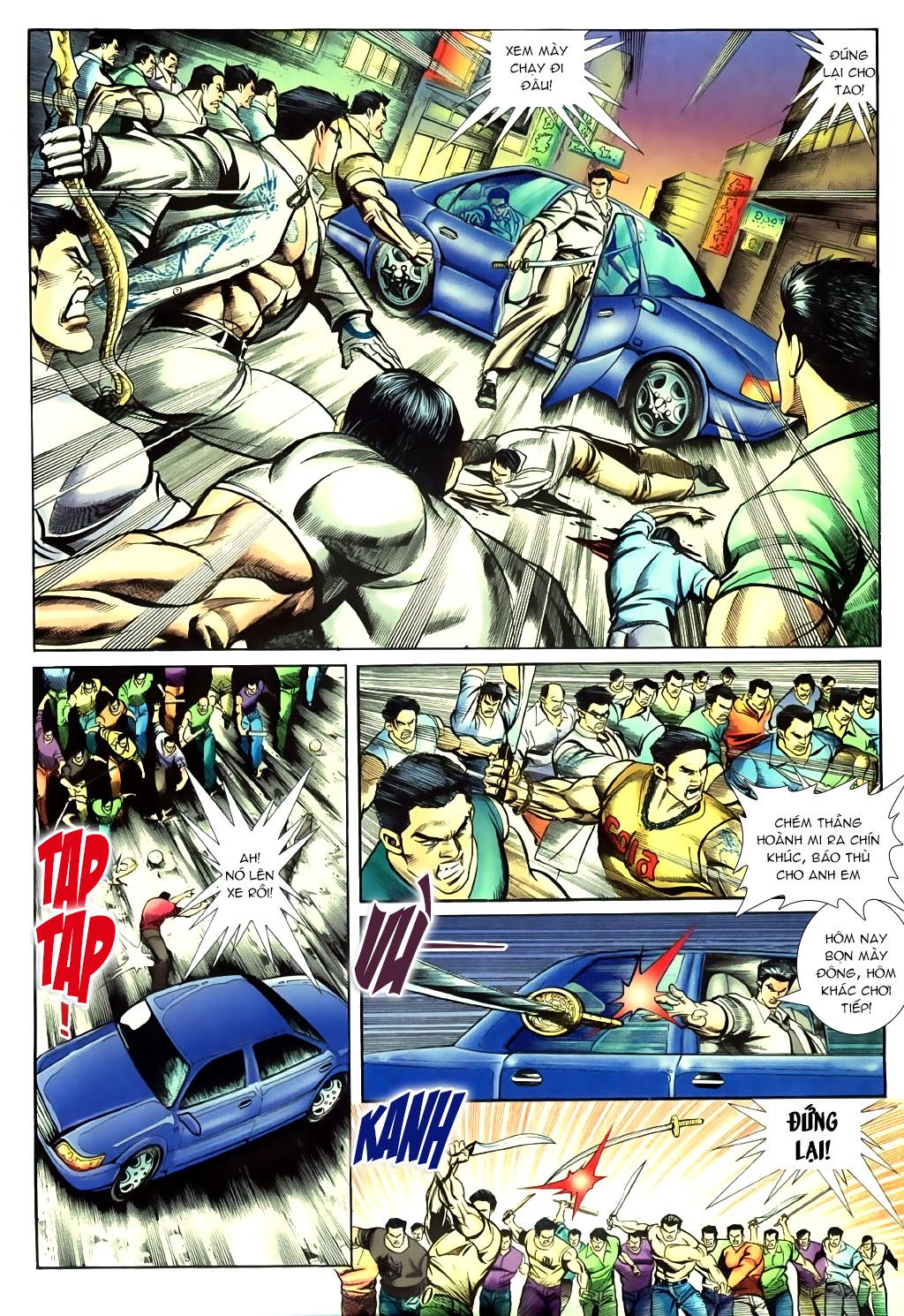 Người Trong Giang Hồ chapter 430 trang 14
