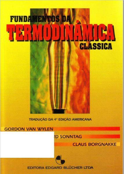 Fundamentos De Termodinamica Gordon J.van Wylen Pdf
